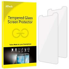 iPhone Ten XS MAX 6 5 Max Real Tempered Glass Screen Protector HD Premium 2 PCS