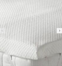 John Lewis Synthetic 5-Zone Support Memory Foam 5cm Deep Mattress Topper SINGLE