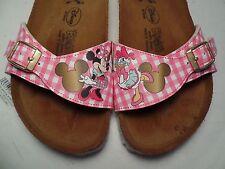 Birkenstock Womens 36 / 5 Disney Minnie Mouse Daisy Duck Madrid Slides Sandals