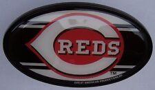 Trailer Hitch Cover MLB Baseball Cincinnati Reds NEW