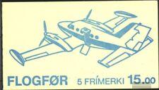 Danemark-Îles Féroé mh3 (édition complète) neuf 1985 Aéronefs