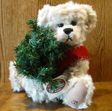 """Ganz Cottage Collectible CC1434 CHRIS, 15"""" by Sue Cole Fully Jointed Faux Mohair"""