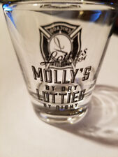 LOTTIE'S/MOLLY'S Shot Glass - Chicago Fire PD Med