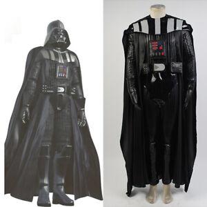 Star Wars Sith Darth Vader Anakin Skywalker Outfit Cosplay Costume Uniform