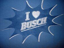 Busch beer shirt