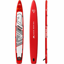Aqua Marina Airship Race Sup Stand Up Paddle Board Isup Inflatable 4 Person New