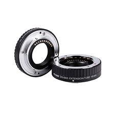 Macro entre anillos lente AF adaptador para m4/3 Olympus Panasonic DMC g1 serie