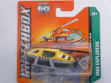 Matchbox 2013 60th Anniversary MBX RSQ Chopper (Rescue Helicopter) Brand new
