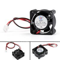 1x DC Brushless Cooling PC Computer Ventilateur 12V 0.1A 2510S 25x25x10mm 2 Pin