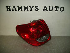 TOYOTA SEQUOIA LH TAIL LIGHT 08 09 10 11 12 2008 2009 2010 2011 2012  USED