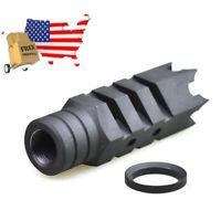 F&N Tactical 556 Muzzle Brake 1/2x28 TPI w/ Crush Washer-JJ223