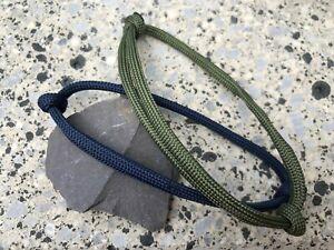 Paracord bracelet ANY COLOUR adjustable wristband camo Friendship Rope