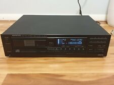 KENWOOD DP-M107R CD Player w/ 6 Disc Magazine. No Remote. Cleaned & Tested