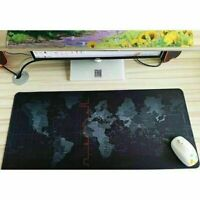 """Extended Gaming Mouse Pad Large Size Desk Keyboard Mat 12""""X 32"""""""