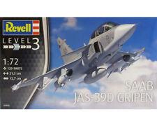 Revell REV03956 Saab JAS-39D Gripen Twin Seater 1:72 modellismo