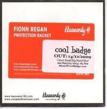 (AH68) Fionn Regan, Protection Racket - DJ CD