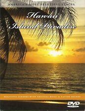 AMERICAS MOST BEAUTIFUL PLACES HAWAIIAN ISLAND PARADISE NATURE DVD