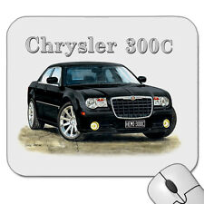 CHRYSLER  300C  HEMI      MOUSE PAD