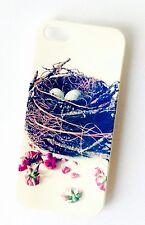 Brand New Birds Nest Soft Phone Case For Iphone 5/5S Uk Seller