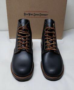 "Red Wing Klondike ""Flatbox"" Heritage Boots 9060 Beckman Iron Ranger Factory 2nd"