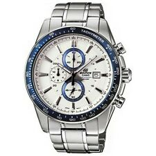 Casio Edifice EF-547D-7A2 Men's Chronograph Stainless Steel Band Analog Watch
