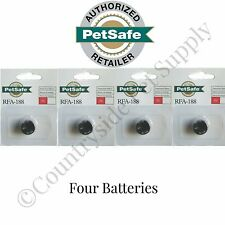PetSafe 3 Volt Module RFA-188 Replacement Battery - 4 BATTERIES
