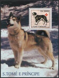 São Tomé & Príncipe 2003 - Mi-Nr. ? ** - MNH - Hunde / Dogs