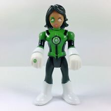 Imaginext DC Super Friends Female Green Lantern Jessica Cruz Legends Of Batman