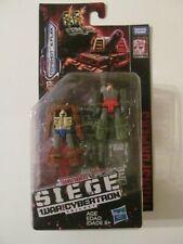 Transformers -  Siege (War for Cybertron) - Topshot & Flak - Light Wear