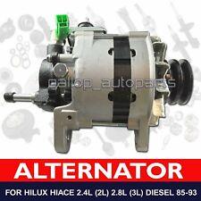 Alternator for Toyota 4 Runner LN130R 2.8L (3L) Diesel 89-93 Internal Regulated