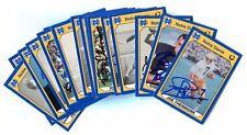 21 Different Signed Notre Dame Football Cards Bleir Theismann Lujack PSA/JSA Gua