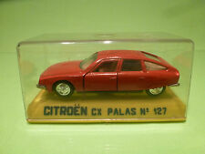 JOAL 1:43 - CITROEN CX PALAS  NO= 127   - GOOD CONDITION  - IN ORIGINAL SHOWCASE