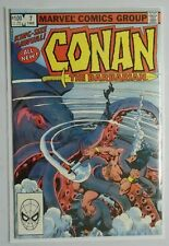 Conan the Barbarian (Marvel) Annual #7, 8.0/VF (1982)