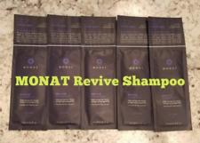 MONAT 5 REVIVE SHAMPOO SAMPLES TRAVEL SET SIZE Original New Monet