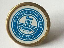 Flamborough Head GC Golf Ball Marker