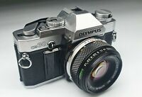 OLYMPUS OM-30+ Zuiko 50/1,8