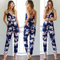 Summer Women Ladies Clubwear Playsuit Bodycon Party Jumpsuit Romper Shorts New