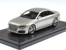 Audi S8 S8 2014 Silver Neoscale 1:43 NEO46426 Model