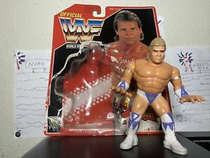 WWF Lex Luger Hasbro Series 8 1994 100% MINT Card bubble included WWE WCW ECW