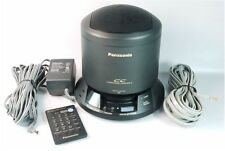 Panasonic Conference Speakerphone Telephone System KX-TS700-B w/Remote Control