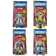 Evil-lyn/Mer-man/Fisto/Faker Mattel MOTU Origins Wave 6 Set of 4 IN HAND