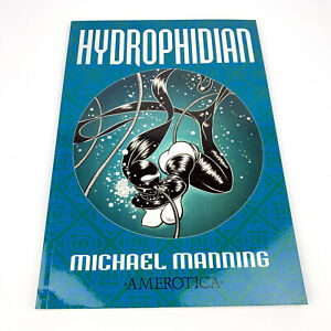 Hydrophidian, Michael Manning (1996, Paperback) Great Condition!