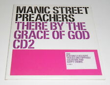MANIC STREET PREACHERS - THERE BY THE GRACE OF GOD - 2002 CD SINGLE CARD SLEEVE