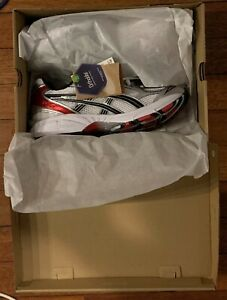 DS GEL KAYANO 14 'CLASSIC RED' SZ 10.5