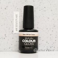 Artistic Colour Gloss - NAKED #03044 15 mL/0.5 oz Soak Off Gel Nail Polish