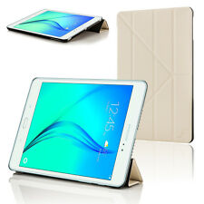 Leather Folding Origami Smart Case Cover for Samsung Galaxy Tab A 9.7 T550