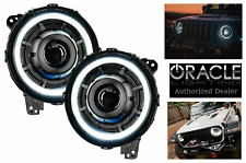 Bi-LED Projector Headlights For 2018-2020 Jeep Wrangler JL & 2020 Gladiator JT