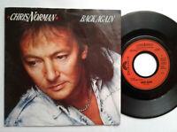 "Chris Norman / Back Again 7"" Single Vinyl 1989 mit Schutzhülle"