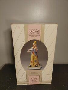 Vintage Waco Melody in Motion Violin Clown