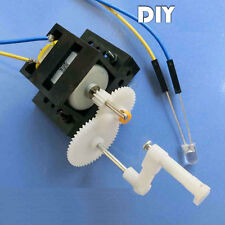 2017 NEW Hand-cranked generator Experiment Toys Fun science DIY Technology Hot